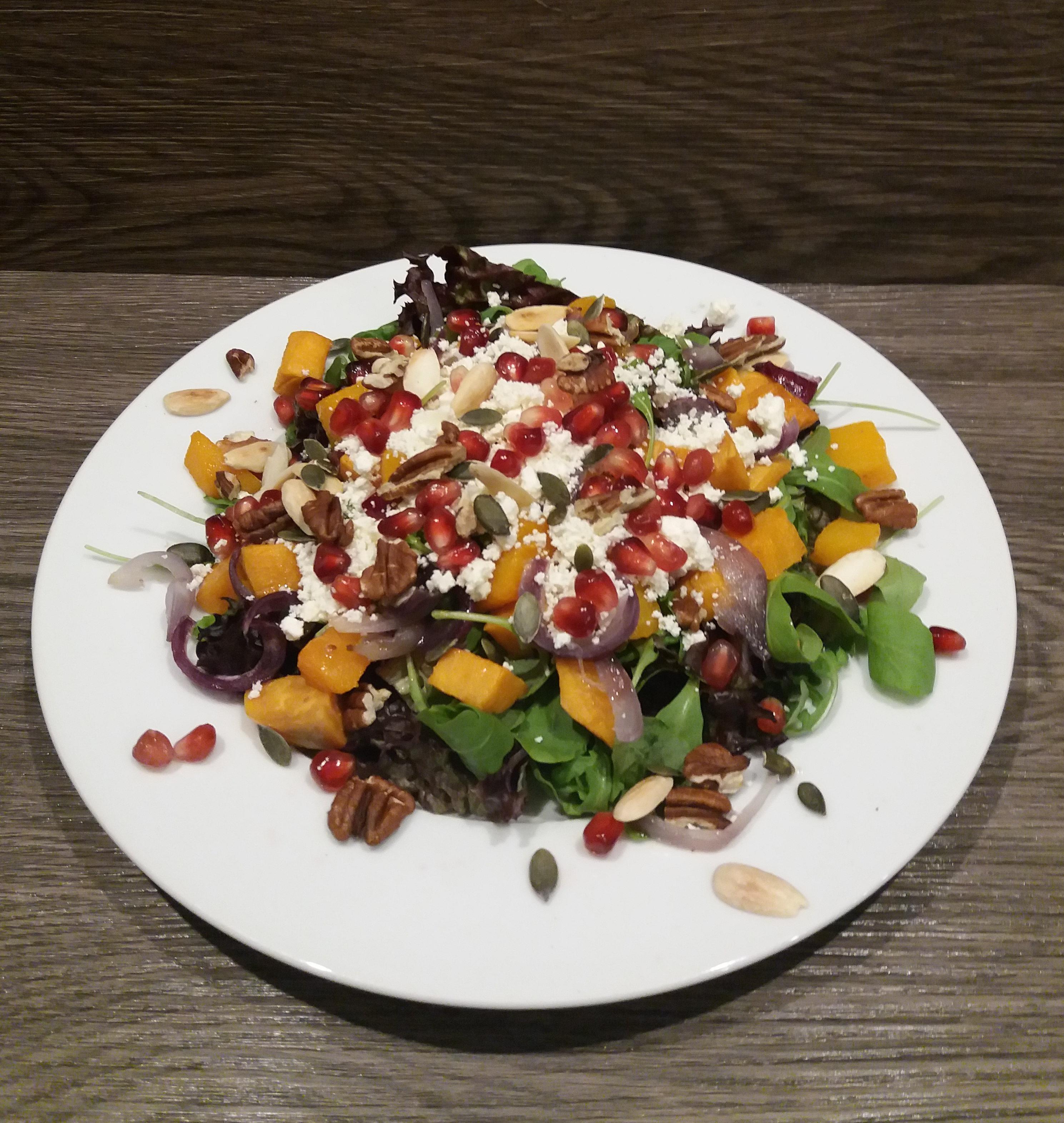 warme salade